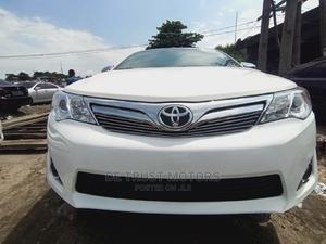 Toyota Camry 2012 White | Cars for sale in Lagos State, Apapa