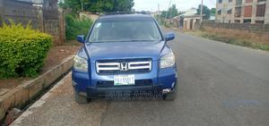 Honda Pilot 2006 LX 4x4 (3.5L 6cyl 5A) Blue | Cars for sale in Kwara State, Ilorin West