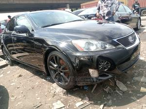Lexus IS 2010 250 AWD Automatic Black | Cars for sale in Lagos State, Apapa