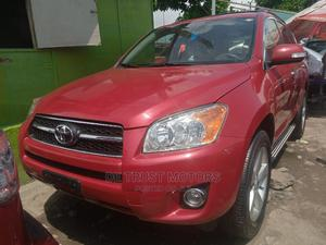 Toyota RAV4 2010 2.5 Limited 4x4 Red | Cars for sale in Lagos State, Apapa