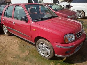 Nissan Micra 2005 Red | Cars for sale in Lagos State, Ojo