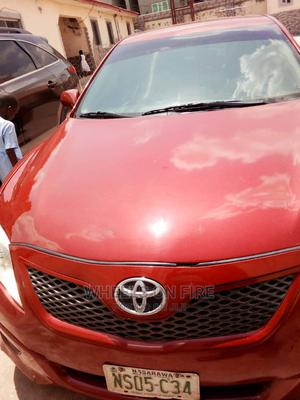 Toyota Camry 2011 Red   Cars for sale in Abuja (FCT) State, Gwarinpa