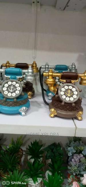 Vintage Phone Design Decorative Figurine - Per Piece | Home Accessories for sale in Lagos State, Lagos Island (Eko)