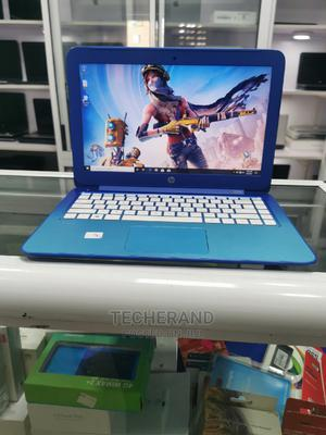 Laptop HP Stream 14 2GB Intel Celeron SSD 32GB | Laptops & Computers for sale in Lagos State, Ikeja