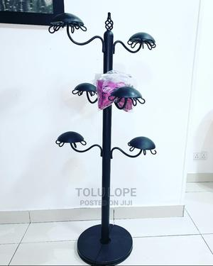 Wig Stand With 6 Hangers | Hair Beauty for sale in Lagos State, Agboyi/Ketu