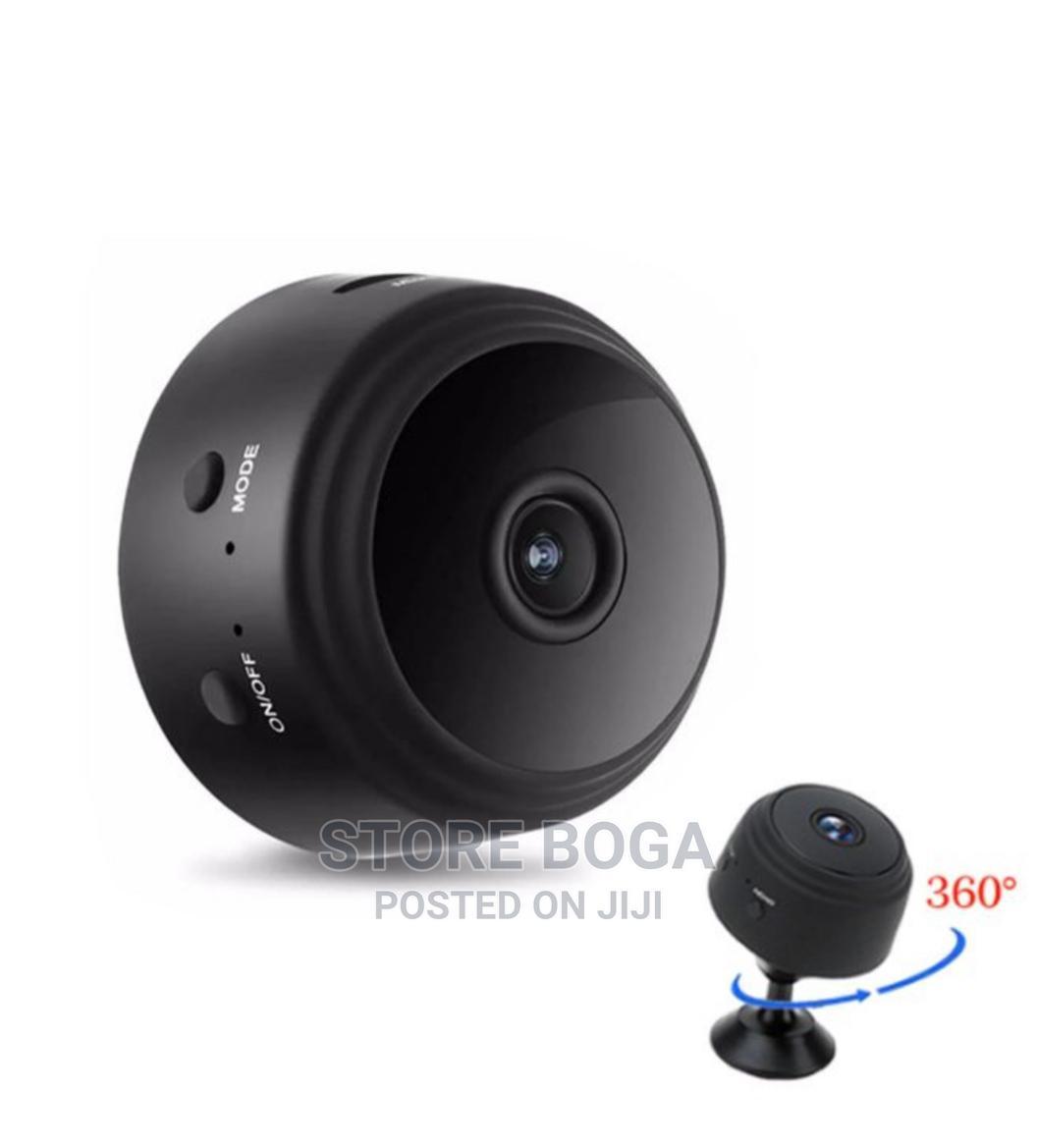 Mini HD Security Hidden Camera   Security & Surveillance for sale in Lekki, Lagos State, Nigeria