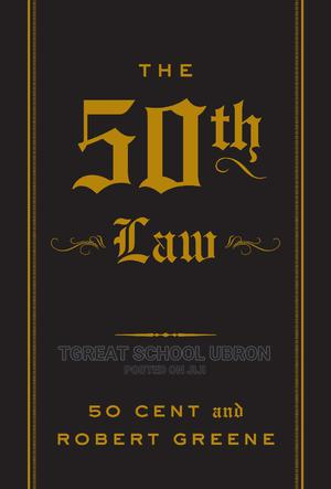 The 50th Law | Books & Games for sale in Kogi State, Okene