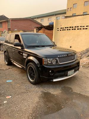 Land Rover Range Rover Sport 2007 Black | Cars for sale in Lagos State, Ipaja