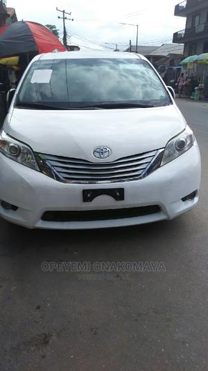 Toyota Sienna 2014 White | Cars for sale in Lagos State, Agboyi/Ketu