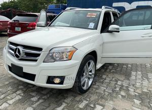 Mercedes-Benz GLK-Class 2012 350 4MATIC White | Cars for sale in Lagos State, Lekki