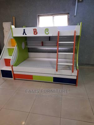 Bed Double Bunk for Children   Furniture for sale in Lagos State, Ajah