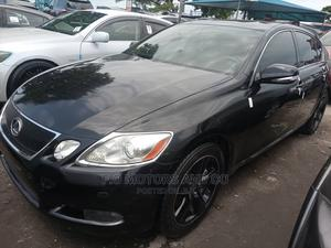 Lexus GS 2008 Black | Cars for sale in Lagos State, Apapa