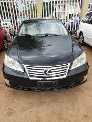 Lexus ES 2012 350 Black | Cars for sale in Lagos State, Amuwo-Odofin