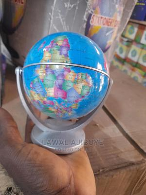 Vintage English Edition Globe World Map Decoration Eart   Stationery for sale in Lagos State, Lagos Island (Eko)