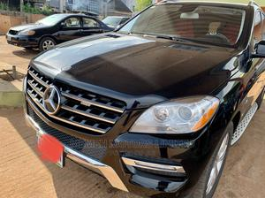 Mercedes-Benz M Class 2013 Black | Cars for sale in Delta State, Oshimili South