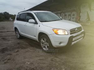 Toyota RAV4 2008 2.0 VVT-i White   Cars for sale in Lagos State, Surulere