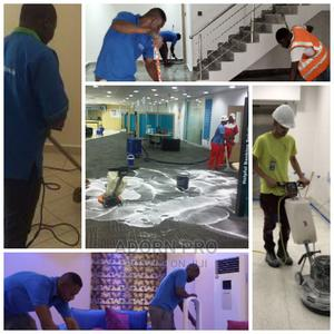 Thorough Cleaning, Tile, Marble, Polish Fumigation Service | Cleaning Services for sale in Lagos State, Ogudu