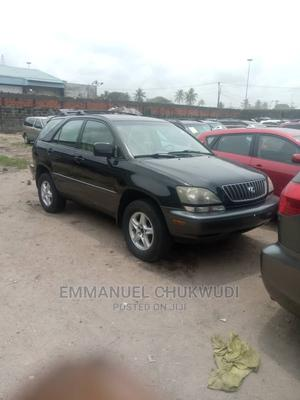 Lexus RX 2002 300 4WD Black | Cars for sale in Imo State, Owerri