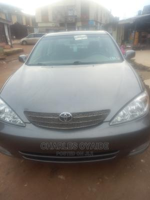 Toyota Camry 2002 Gray   Cars for sale in Lagos State, Ifako-Ijaiye