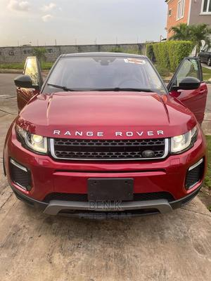 Land Rover Range Rover Evoque 2017 Red   Cars for sale in Lagos State, Lekki