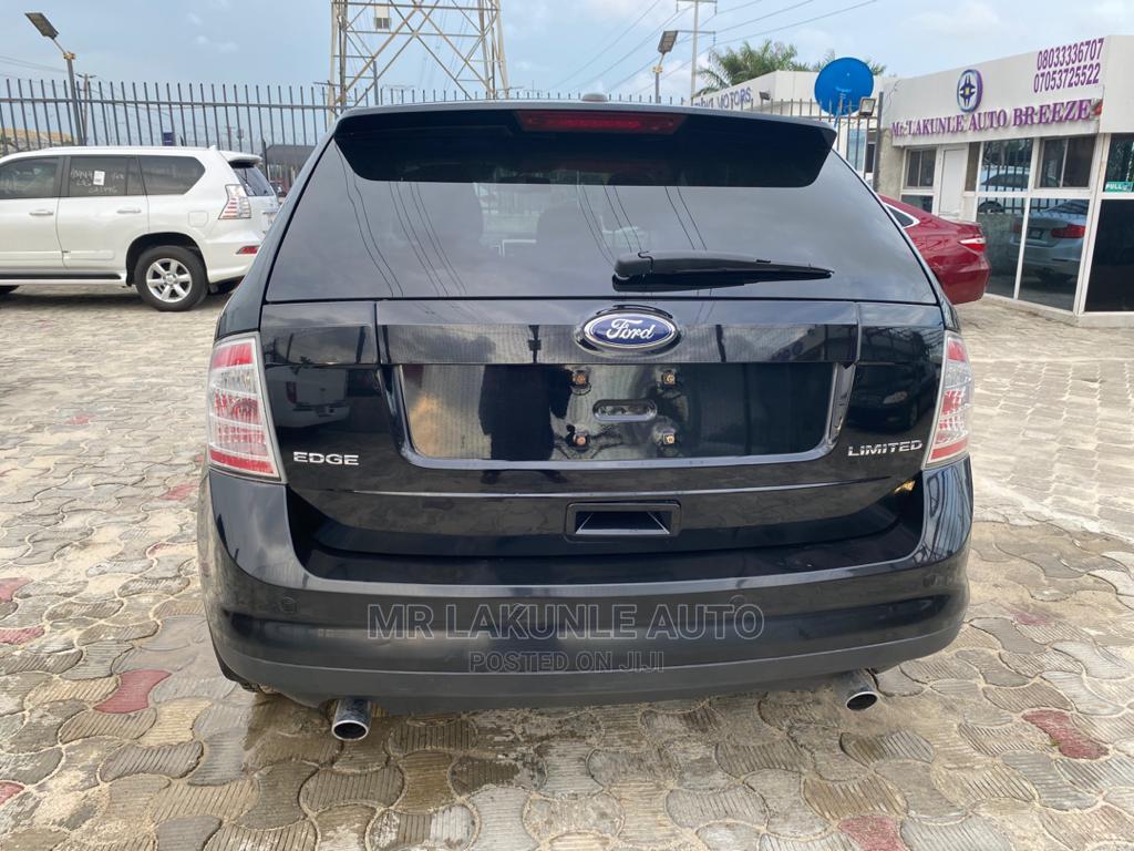 Ford Edge 2009 Black   Cars for sale in Lekki, Lagos State, Nigeria