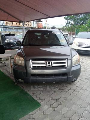 Honda Pilot 2007 Gray | Cars for sale in Lagos State, Ajah