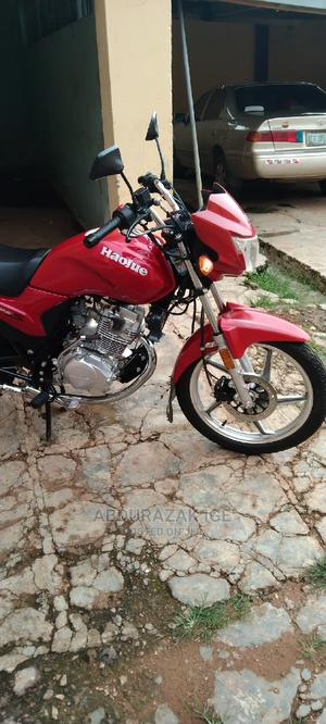 Haojue DK150S HJ150-30A 2020 Red | Motorcycles & Scooters for sale in Osun State, Ilesa