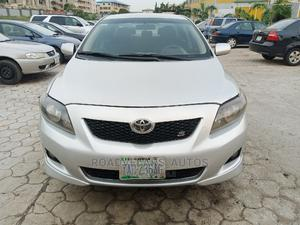 Toyota Corolla 2010 Silver | Cars for sale in Abuja (FCT) State, Jabi