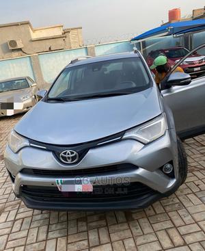 Toyota RAV4 2018 Silver | Cars for sale in Kaduna State, Kaduna / Kaduna State