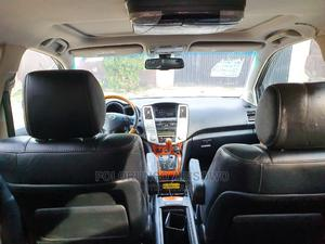 Lexus RX 2009 350 4x4 Black | Cars for sale in Lagos State, Magodo