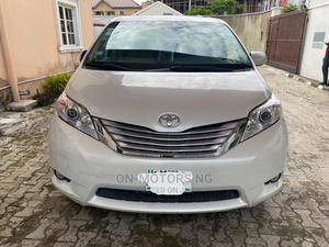 Toyota Sienna 2011 Limited 7 Passenger White   Cars for sale in Lagos State, Ikeja