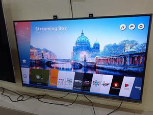 "LG 49uh750v (49"") 4K Ultra HD Smart TV | TV & DVD Equipment for sale in Lagos State, Ojo"