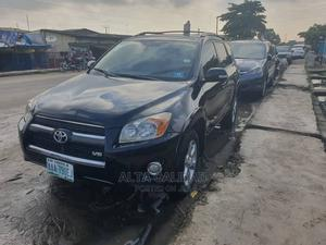 Toyota RAV4 2011 3.5 Limited 4x4 Black | Cars for sale in Lagos State, Amuwo-Odofin