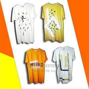Neon T-Shirt 100% Quality Cotton | Clothing for sale in Lagos State, Apapa