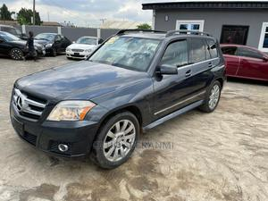 Mercedes-Benz GLK-Class 2010 350 4MATIC Gray | Cars for sale in Lagos State, Ogba