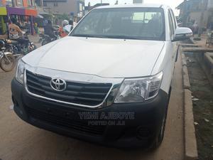 Toyota Hilux 2012 White | Cars for sale in Lagos State, Ikorodu