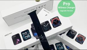 Hw22 PRO -Smart Watch Series 6 | Smart Watches & Trackers for sale in Lagos State, Ikeja