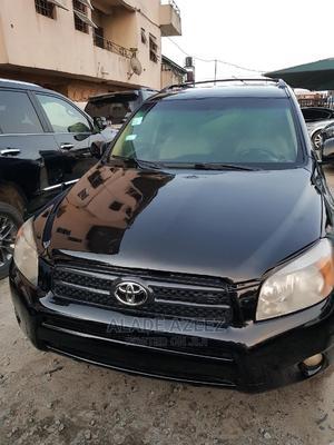 Toyota RAV4 2008 Limited V6 Black | Cars for sale in Lagos State, Surulere