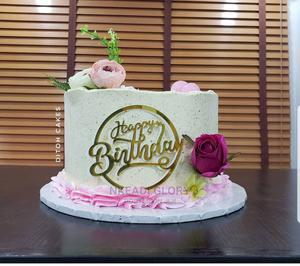 Birthday Cake | Party, Catering & Event Services for sale in Lagos State, Amuwo-Odofin