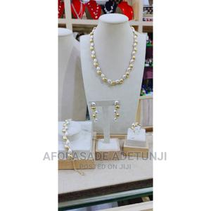 18k Gold Inspired 2 Tonnes Set   Jewelry for sale in Oyo State, Ibadan
