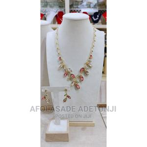 2 Piece 18k Gold Inspired Chain   Jewelry for sale in Oyo State, Ibadan