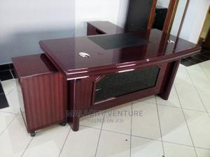 1.6m Executive Office Table With Extension | Furniture for sale in Lagos State, Ikoyi