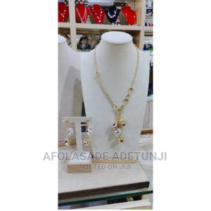 Veinnois Long Chain 2 Piece Set   Jewelry for sale in Oyo State, Ibadan