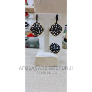 Veinnois Earrings and Ring   Jewelry for sale in Oyo State, Ibadan