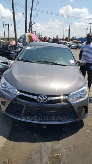 Toyota Camry 2015 Gray | Cars for sale in Lagos State, Surulere