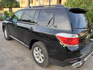 Toyota Highlander 2012 Limited Black | Cars for sale in Lagos State, Gbagada