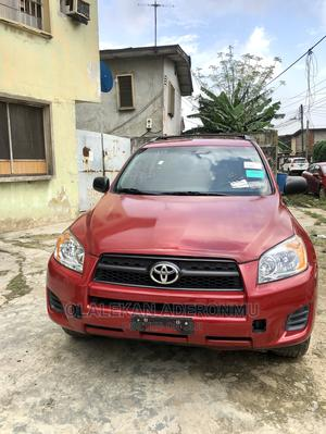 Toyota RAV4 2009 Limited 4x4 Red   Cars for sale in Lagos State, Gbagada