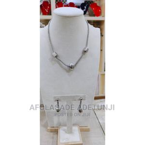 Veinnois Silver 2 Piece Set   Jewelry for sale in Oyo State, Ibadan