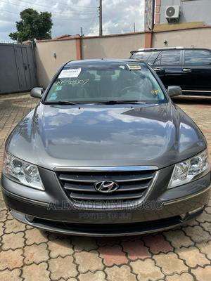 Hyundai Sonata 2009 Gray | Cars for sale in Lagos State, Ikotun/Igando