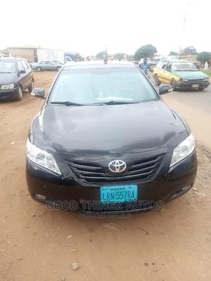 Toyota Camry 2008 2.4 LE Black   Cars for sale in Kwara State, Ilorin West